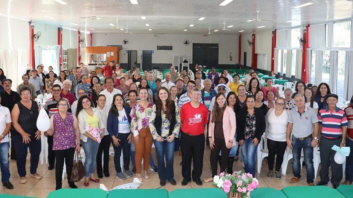 III Conferência Municipal dos Direitos da Pessoa Idosa é realizada em Candói