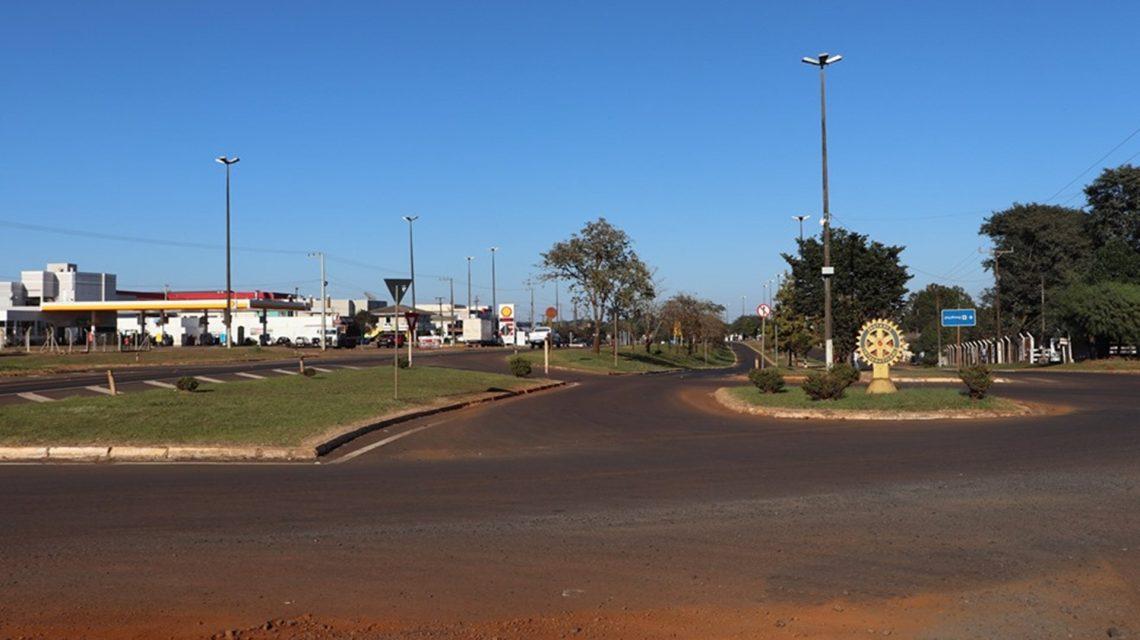 Trevo de acesso à Candói será readequado pela administração municipal