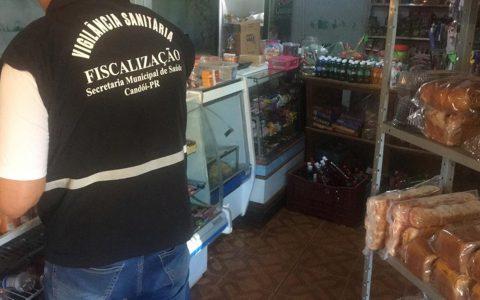 Vigilância sanitária de Candói está entre as melhores do Paraná