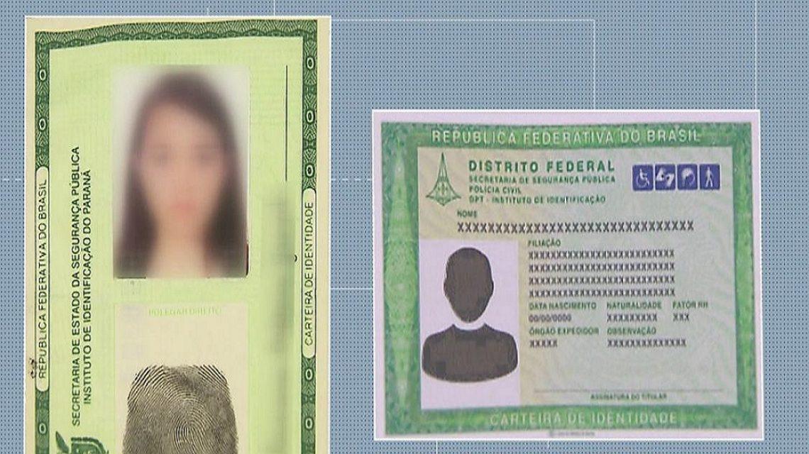 A Carteira de Identidade está de cara nova