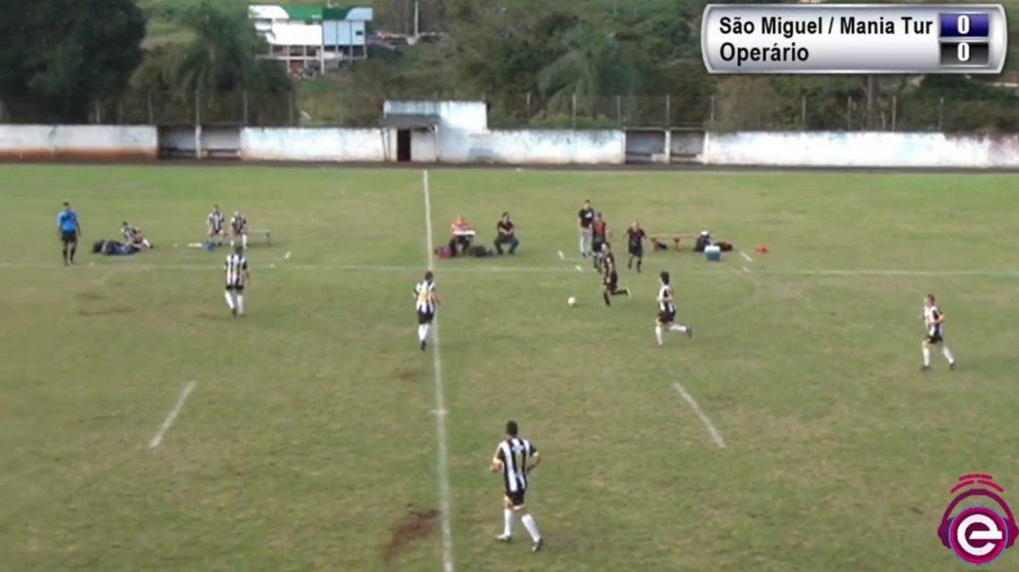 Campeonato municipal de Futebol 7 tem classificados para as quartas de final