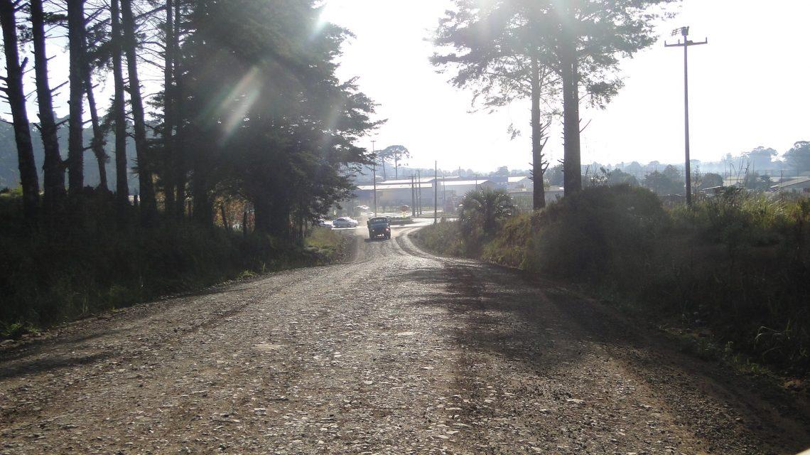 Ligação Paraná-Santa Catarina poderá ser pavimentada