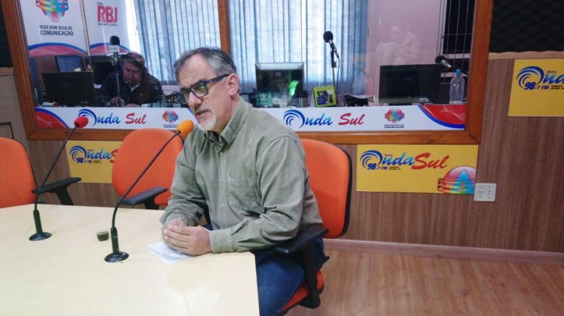 Scirea manifesta interesse em se candidatar a Prefeito de Francisco Beltrão