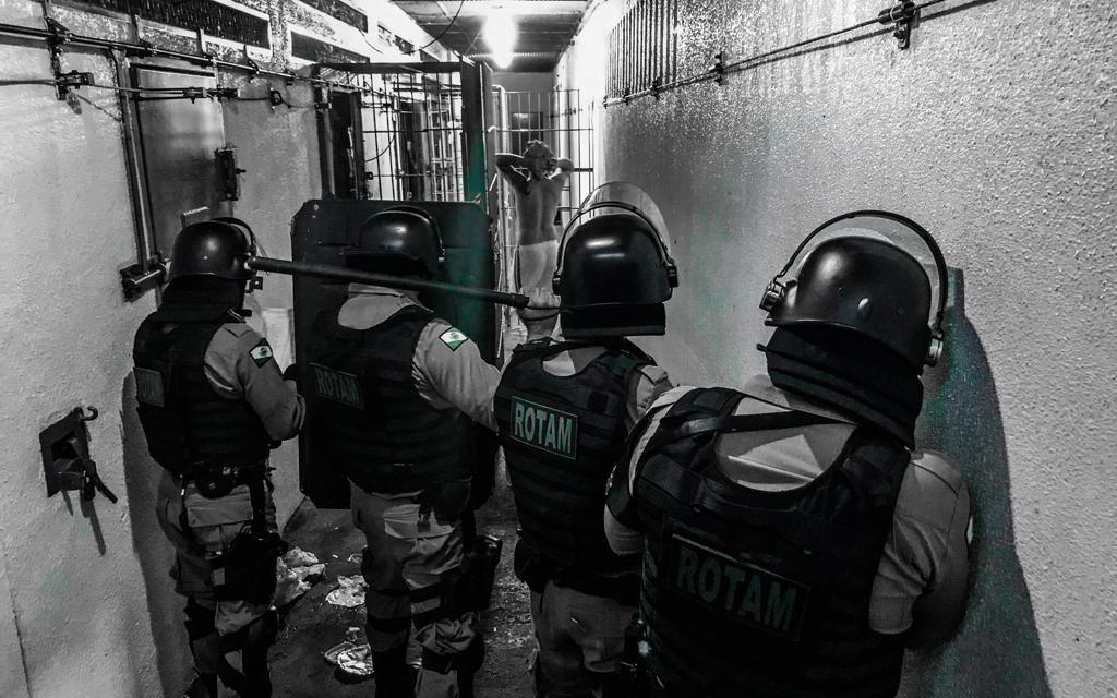 Depen frustra fuga de presos da Cadeia de Palmas