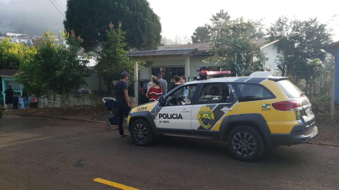 Homem reage a assalto e é baleado em Francisco Beltrão