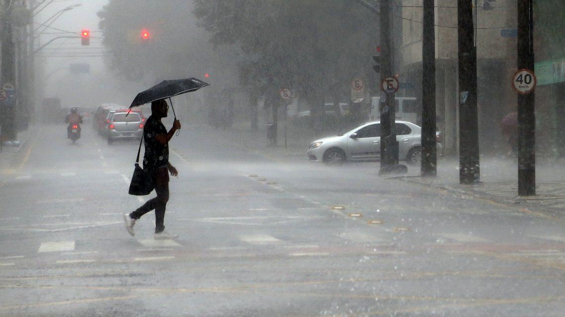 Simepar prevê inverno ameno e um pouco mais chuvoso