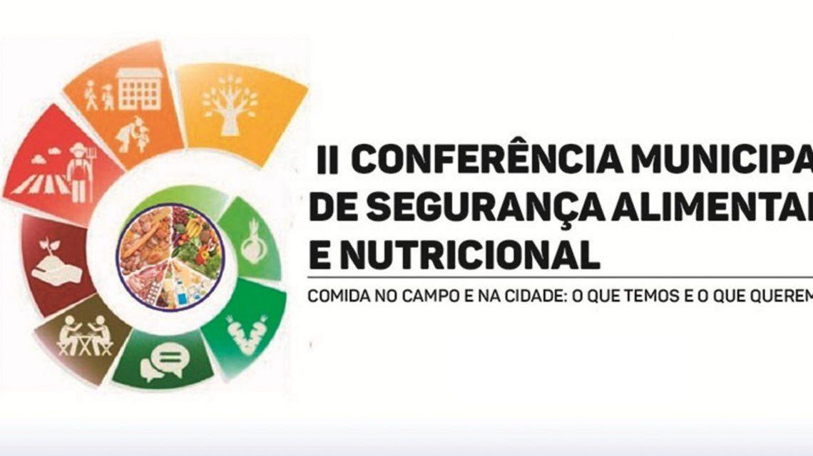 Conferência de Segurança Alimentar tem data alterada em Palmas