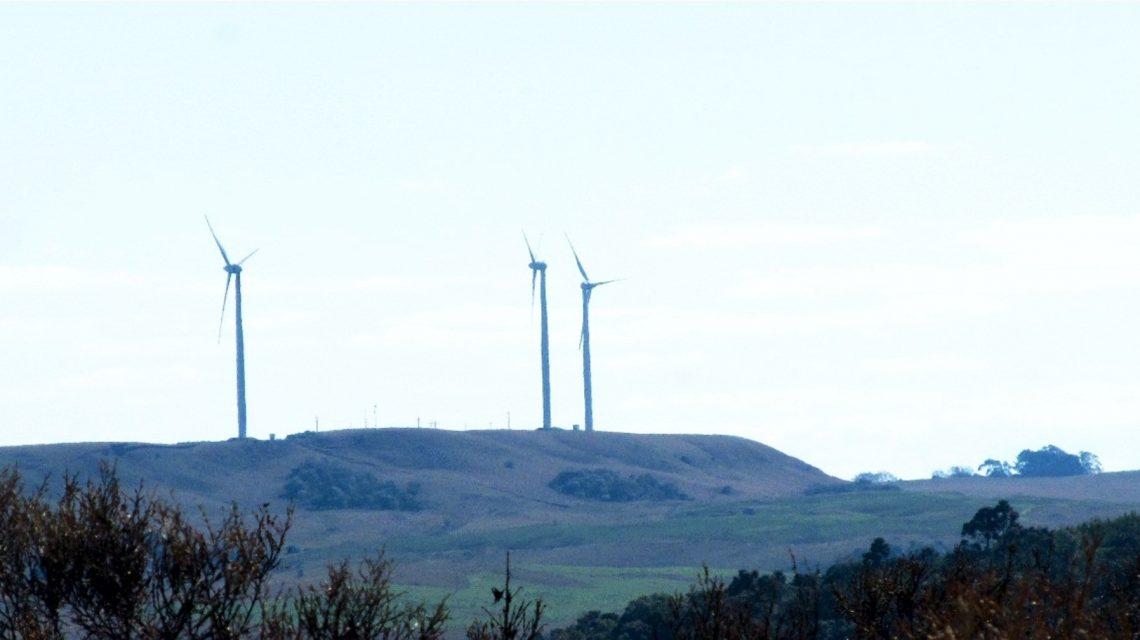 Obras do Complexo Eólico do Contestado devem começar em 2020