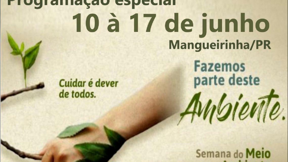 Meio Ambiente está na pauta em Mangueirinha