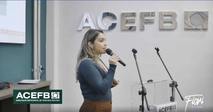 """""""Criança bem alimentada rende mais!"""" é tema do Café Acefb"""