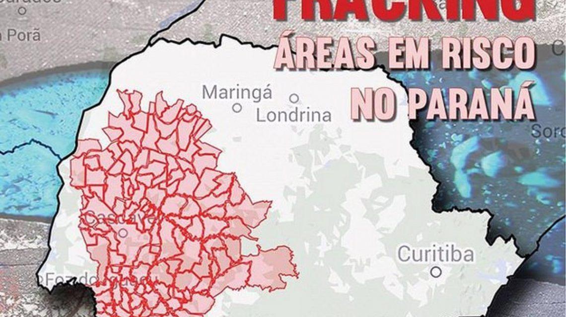 Paraná será área livre do fracking
