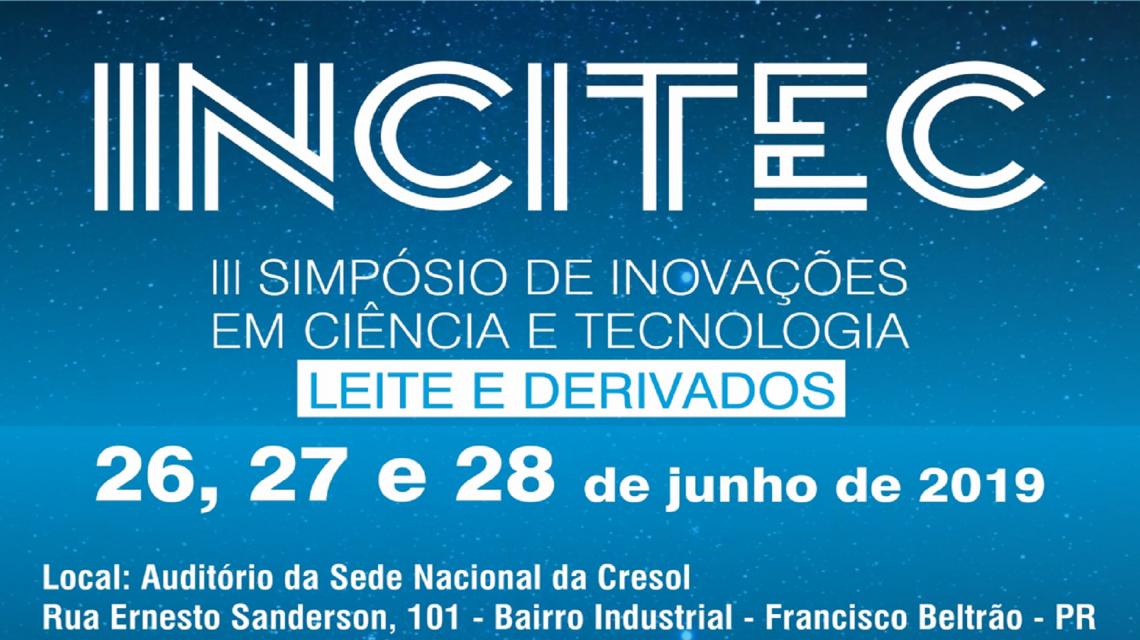 Evento em Francisco Beltrão traz inovação e tecnologia de leite e derivados