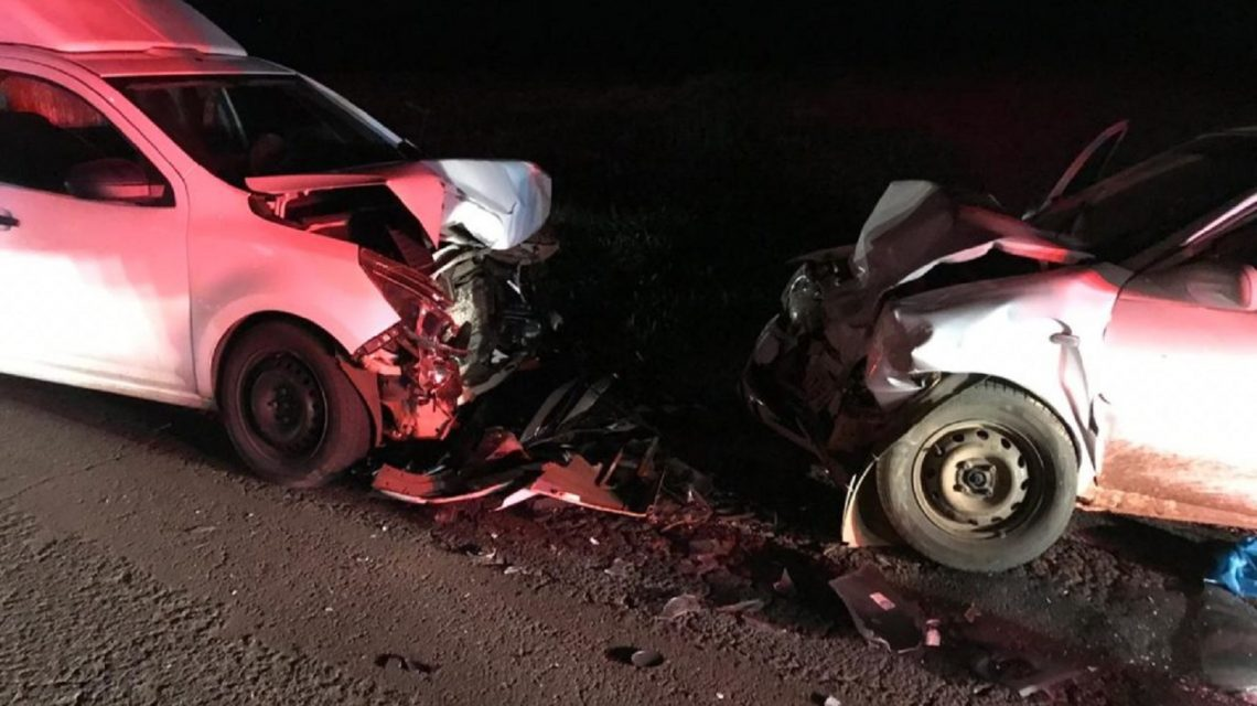 PRE registra acidente na PR-493 em Itapejara D´Oeste