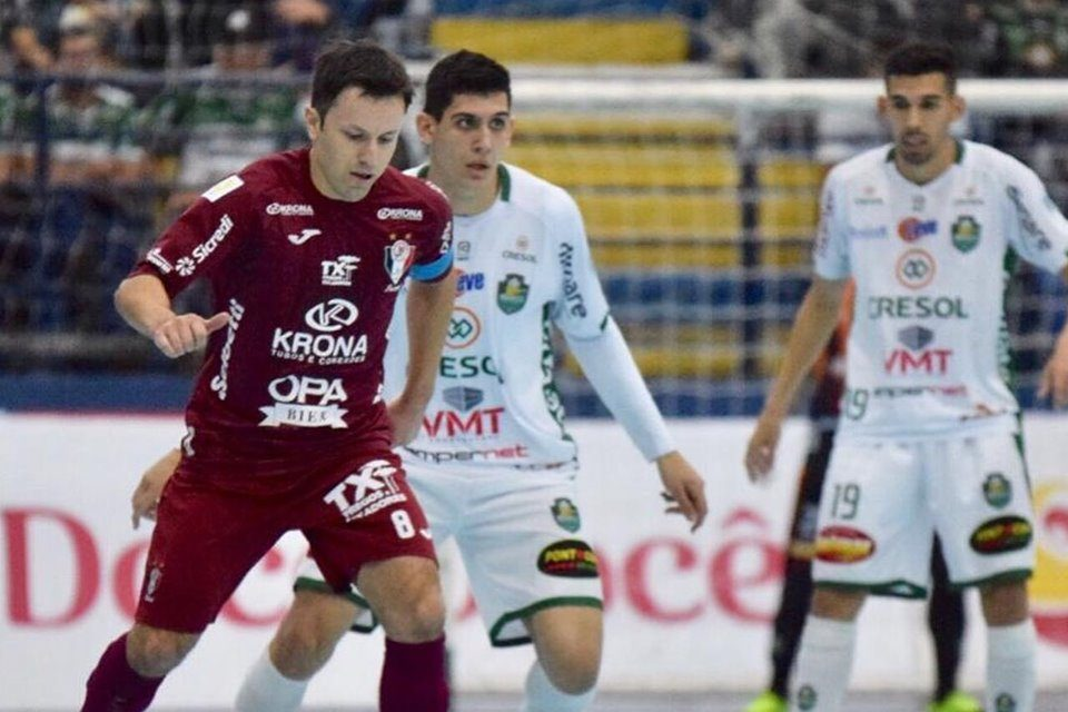 Marreco perde para o Joinville pela Liga Nacional