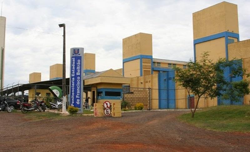 Detentos fogem da Penitenciária Estadual de Francisco Beltrão