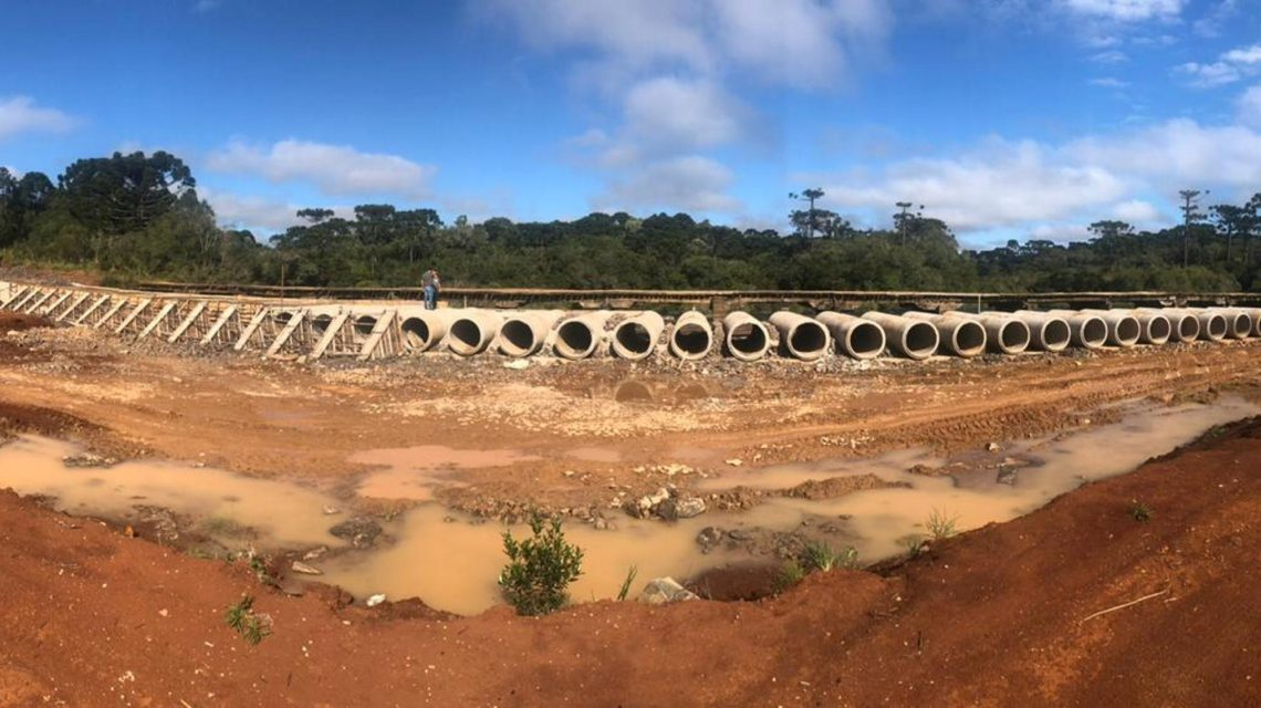 Nova ponte do Abarracamento terá nome de ex-prefeito palmense