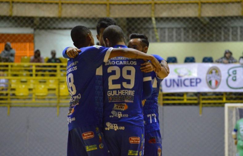 Marreco perde em São Carlos pela Liga Nacional de Futsal