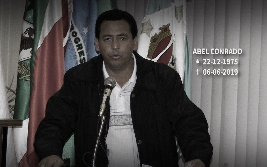 Secretário municipal de Ponte Serrada morre após cinco dias hospitalizado