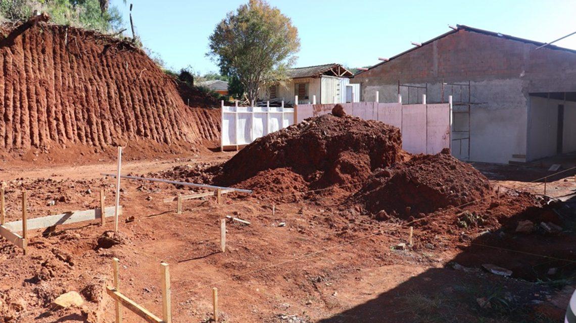 Prefeitura investe R$ 690 mil na reforma e ampliação de escola em Candói