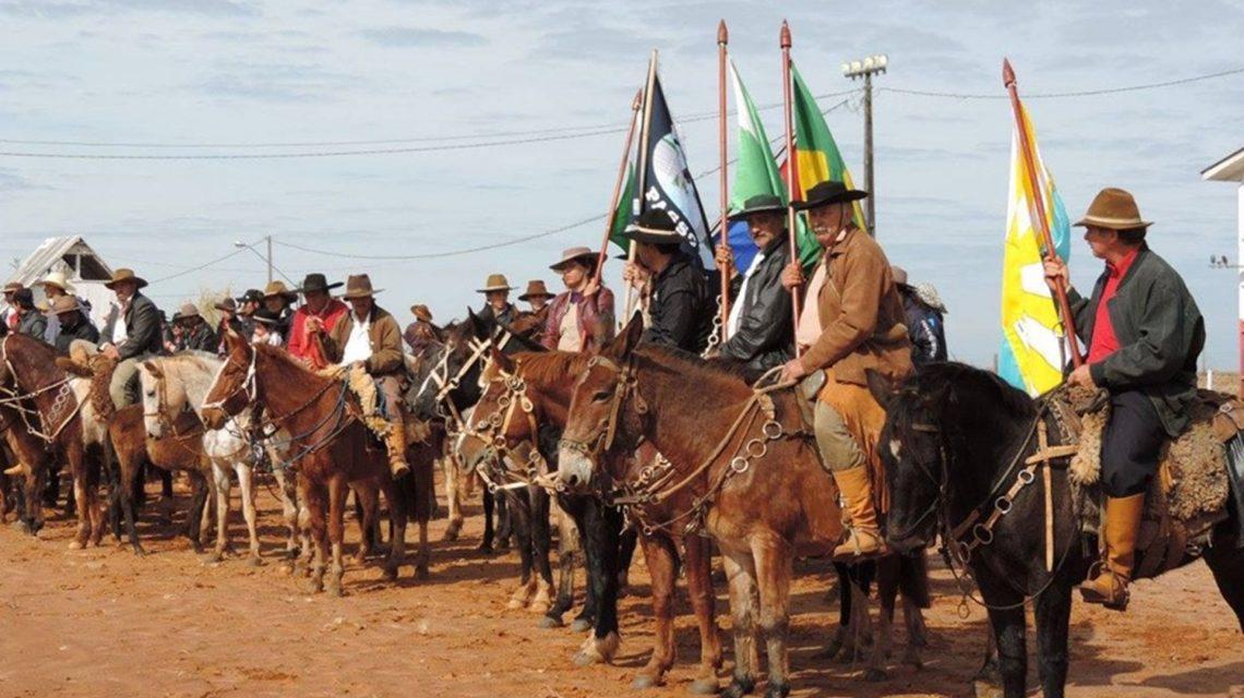 Festa Nacional do Charque: Trajeto da Cavalgada da Integração é divulgado