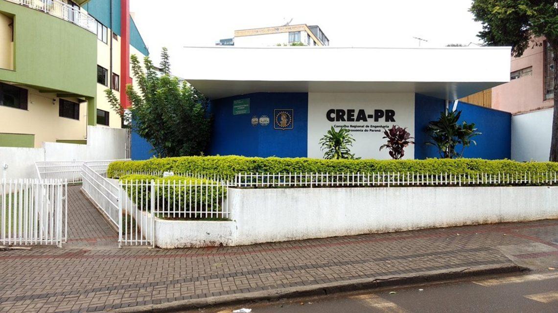 Crea-PR abre concurso com salários de até R$ 6.505,00