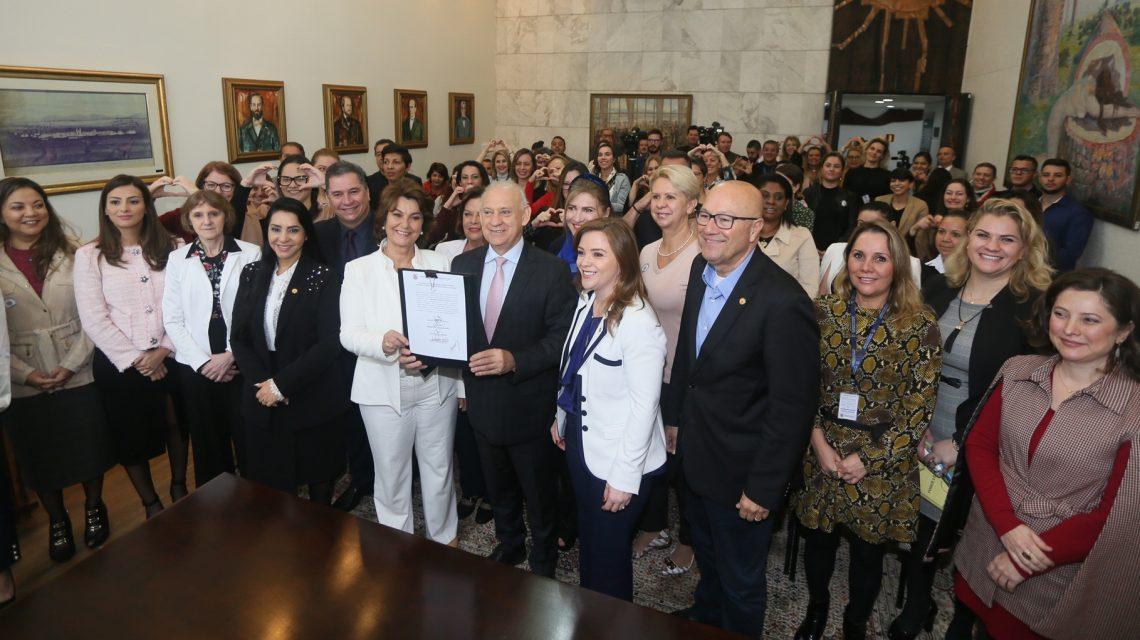 Procuradoria da Mulher é instalada na Assembleia Legislativa do Paraná
