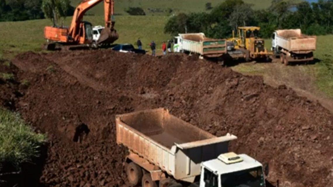 Secretário de Viação e Obras de Nova Prata do Iguaçu é preso em flagrante por uso indevido de máquinas