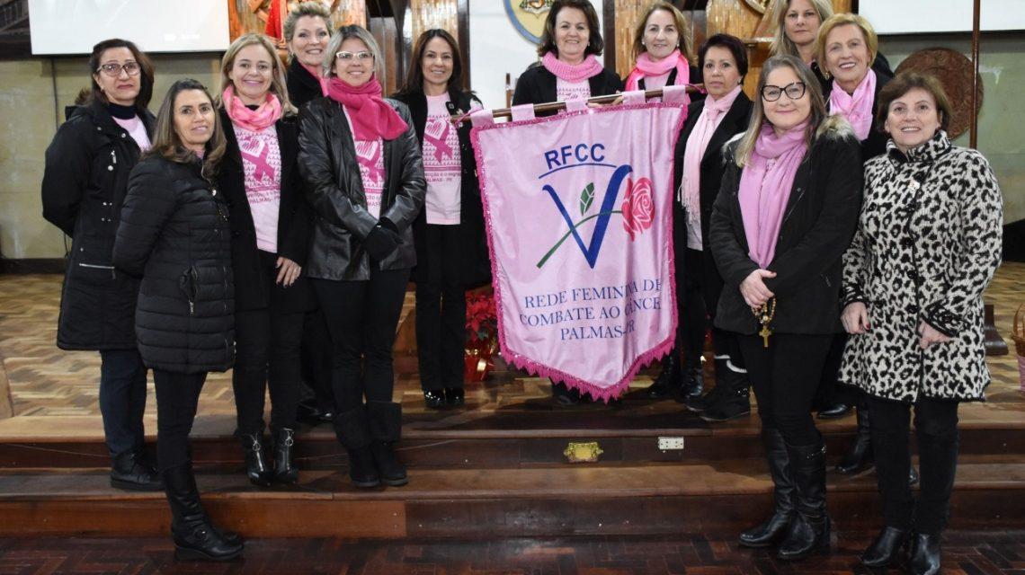 Rede Feminina custeará duzentos exames de mamografia em Palmas