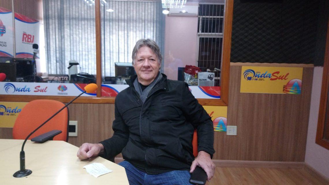 Engenheiro Ademir Schwartz manifesta interesse em disputar a eleição em 2020