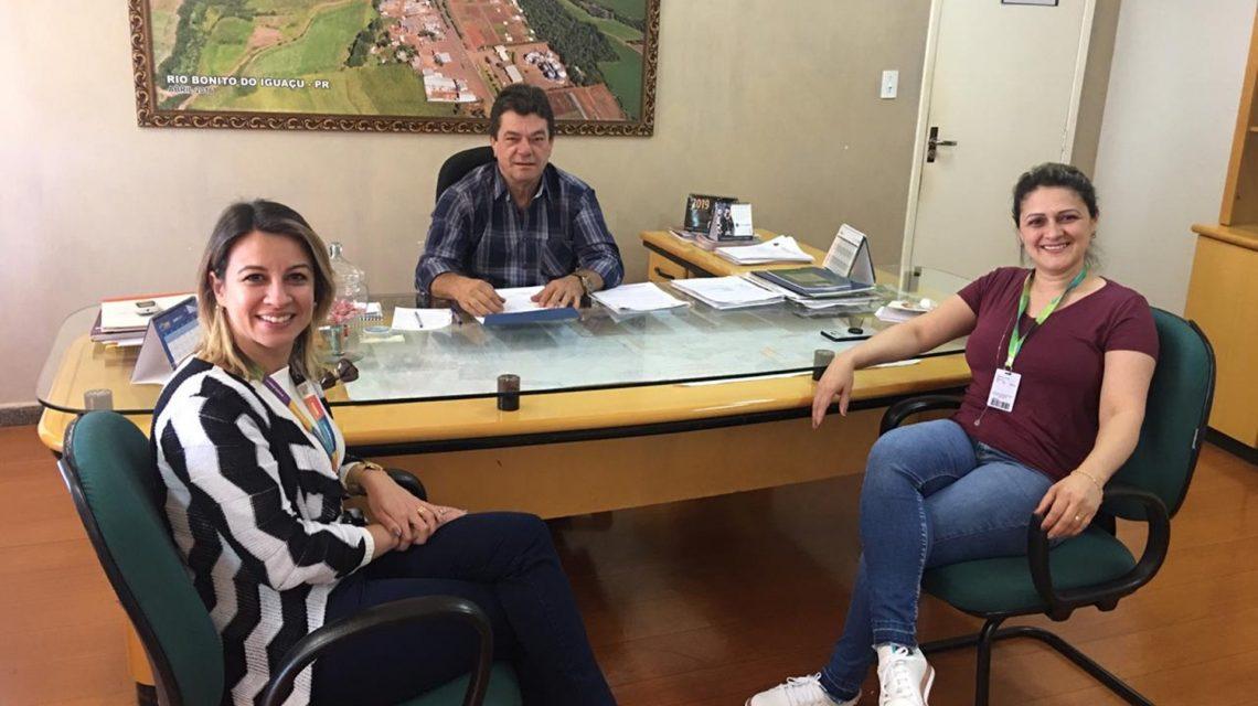 Prefeito de Rio Bonito é convidado para o lançamento do Escritório de Compras do Sebrae