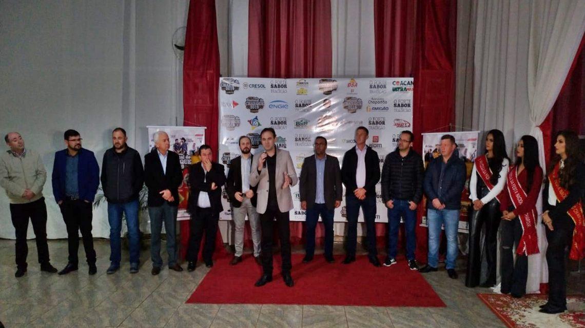 Administração municipal lança programação da XVII Festa Nacional do Charque