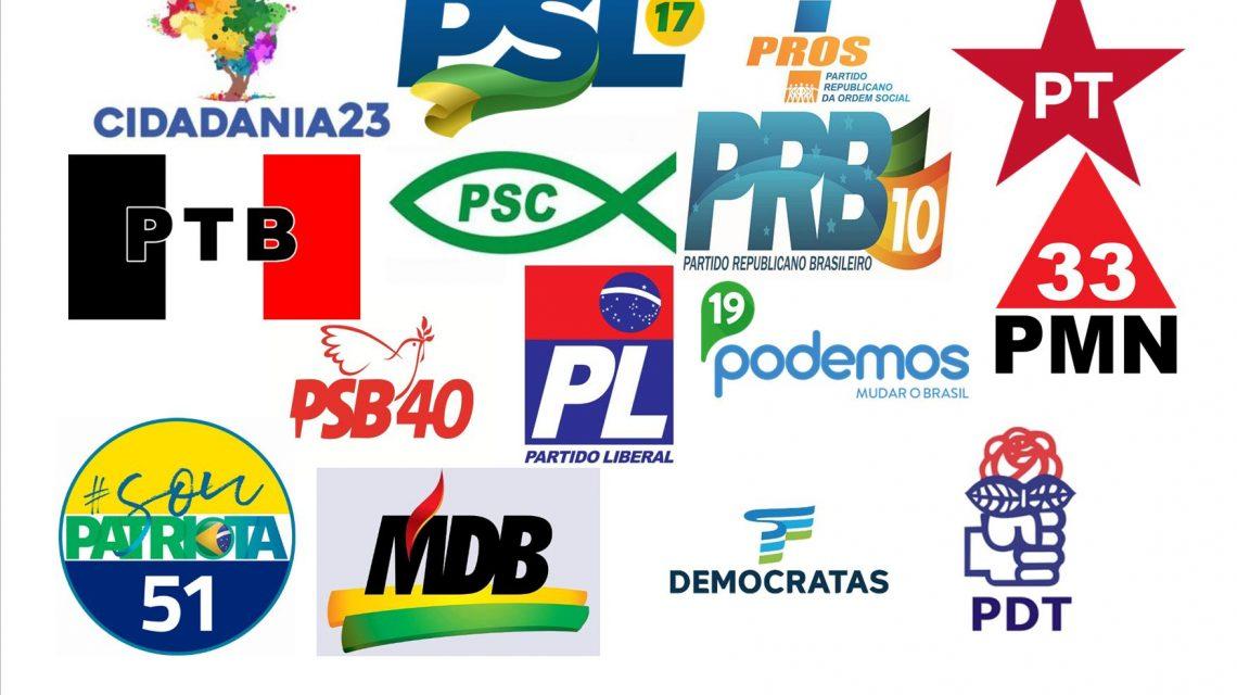 Partidos de Palmas se organizam para as eleições municipais de 2020