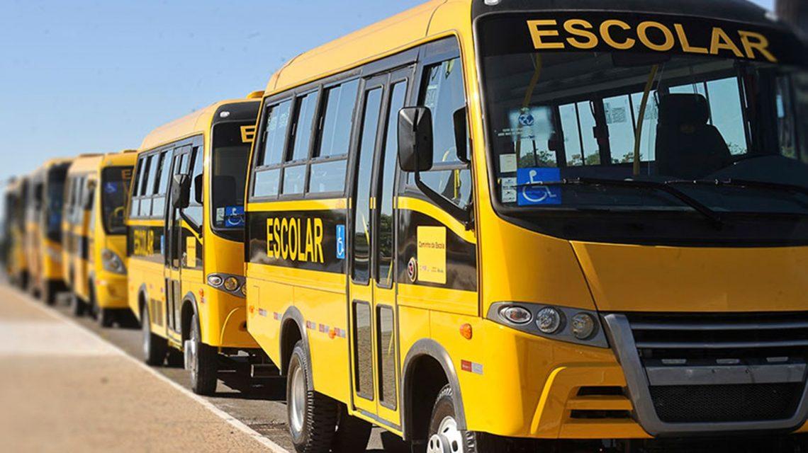 Prefeituras não devem fornecer transporte escolar para reposição da greve