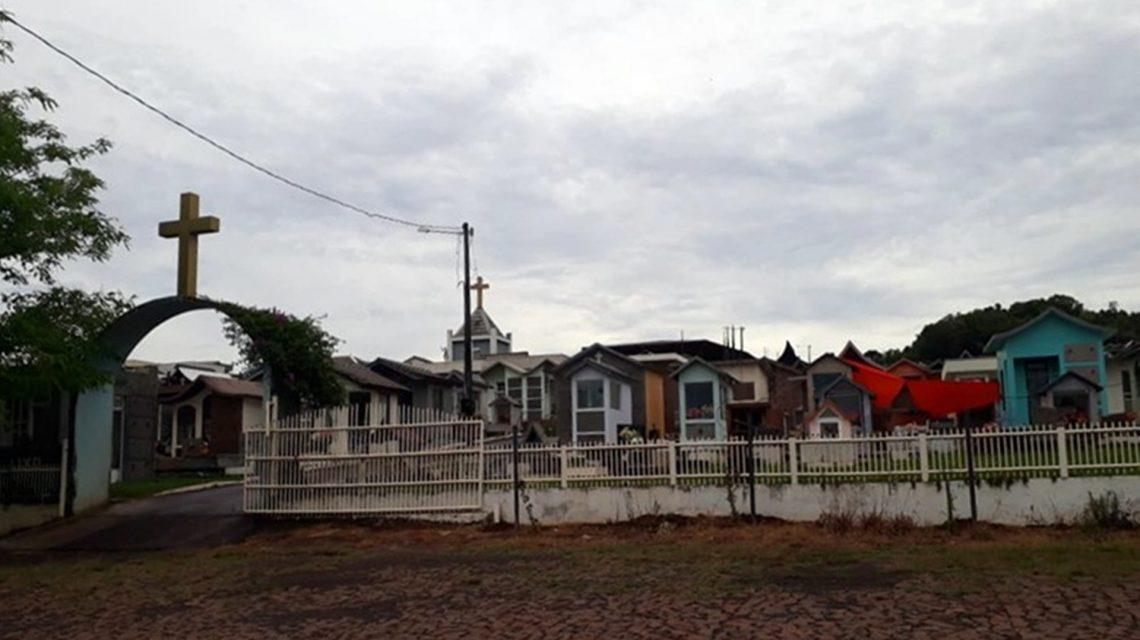 Reuniões discutem a organização no cemitério de Chopinzinho