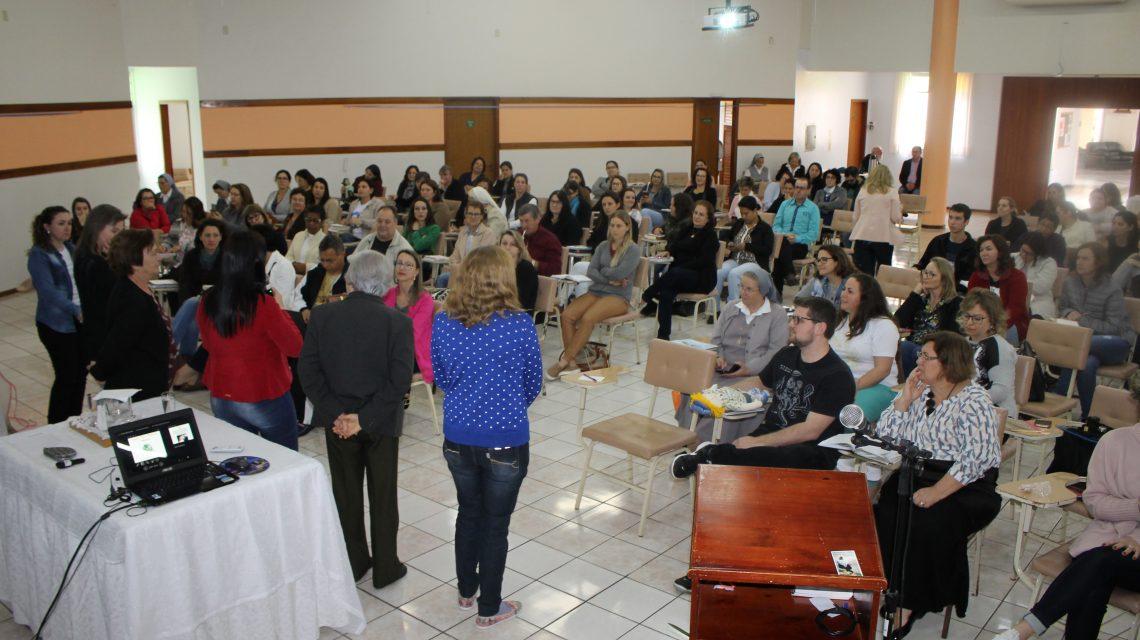 Diocese promove formação sobre a Catequese Inclusiva