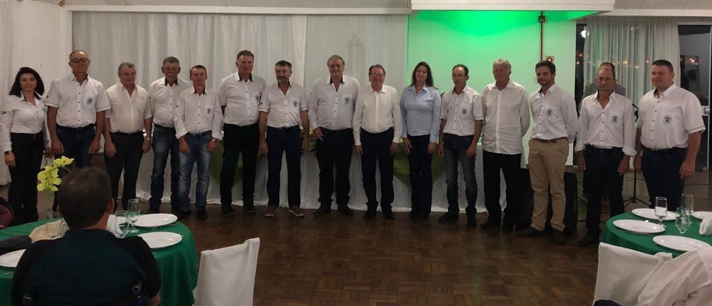 Sindicato Rural Patronal de Chopinzinho empossa nova diretoria