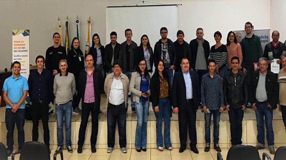 Seminário de crédito registra boa participação de empresários em Candói