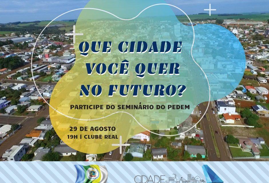 Abelardo Luz realizará seminário para elaboração de Plano de Desenvolvimento