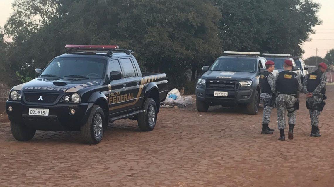 """""""Operação Amanhecer"""" prende traficantes e apreende drogas em Santa Izabel D´Oeste"""