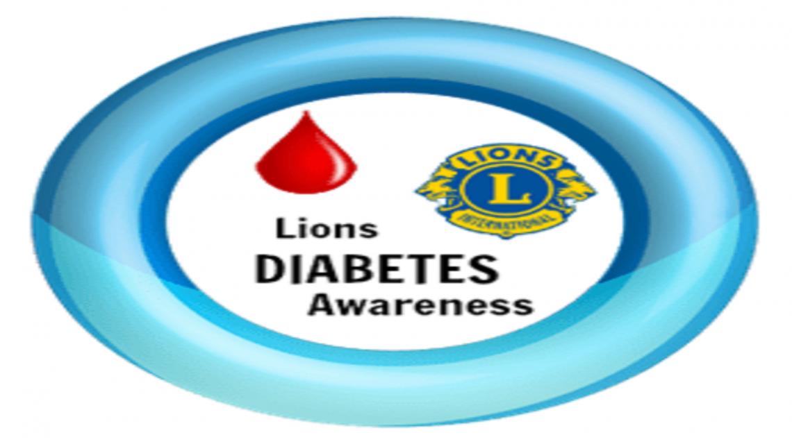 Lions de Francisco Beltrão realiza campanha de prevenção do Diabetes