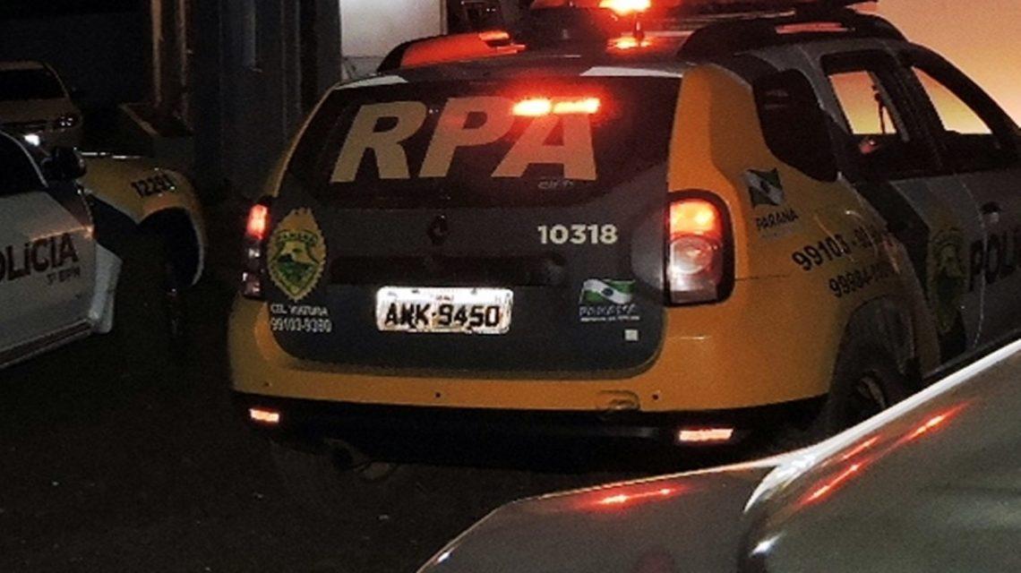 Veículos são apreendidos durante operação de trânsito em Chopinzinho