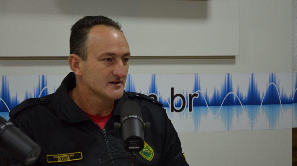 Comandante do Corpo de Bombeiros de Palmas fala sobre novo sistema de vistorias