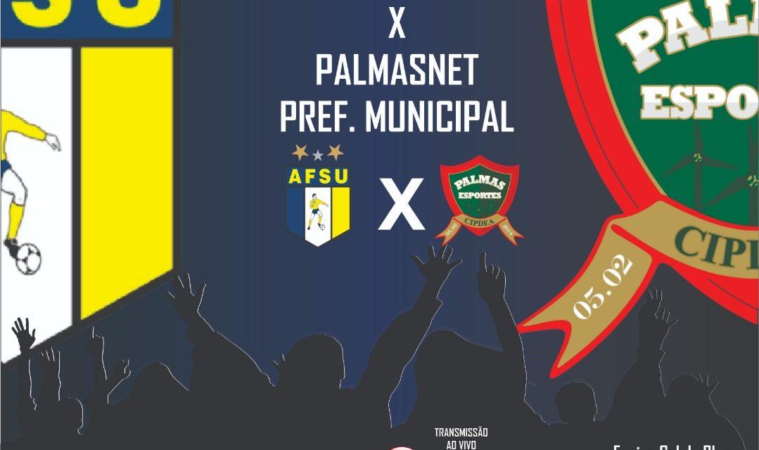 PalmasNet enfrenta o Umuarama neste sábado (03)
