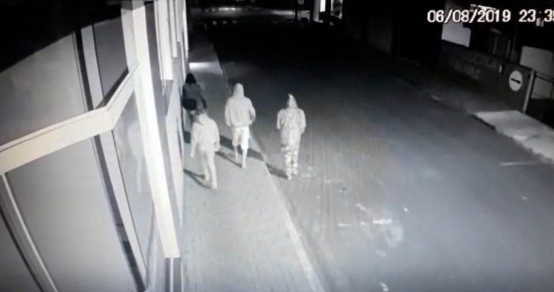 Polícia Civil apreende autores de furto em loja no centro de Palmas