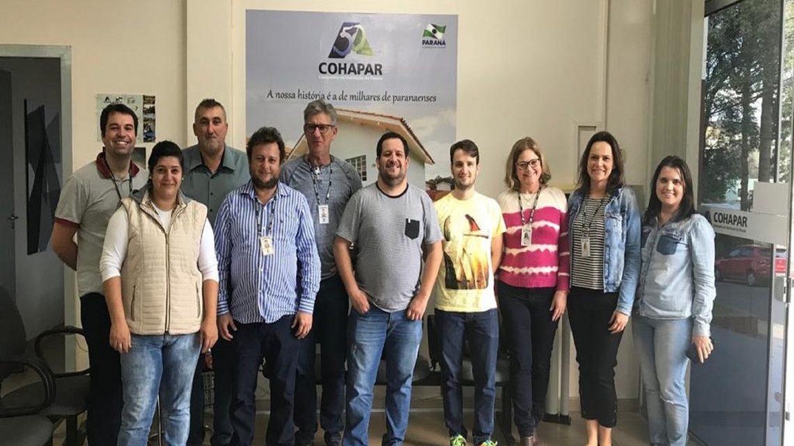 Funcionários de Cruzeiro do Iguaçu participam de treinamento em Francisco Beltrão