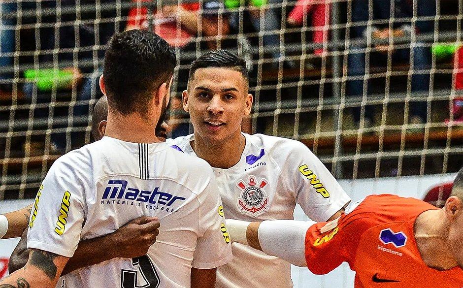 Jogador do Corinthians Futsal é morto no Rio Grande do Sul