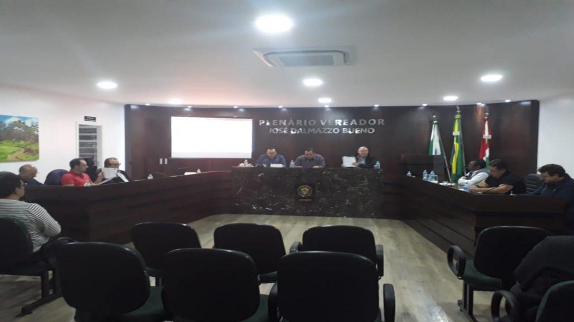 Câmara concede título de Cidadão Honorário a Vicente Mücke Júnior