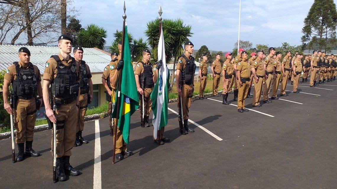 Solenidade no 3º BPM marca os 165 anos da Polícia Militar