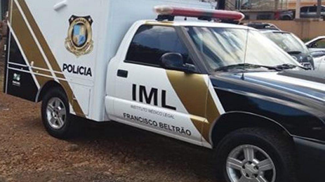 Homem de 43 anos morre em acidente na PR-473, em Cruzeiro do Iguaçu