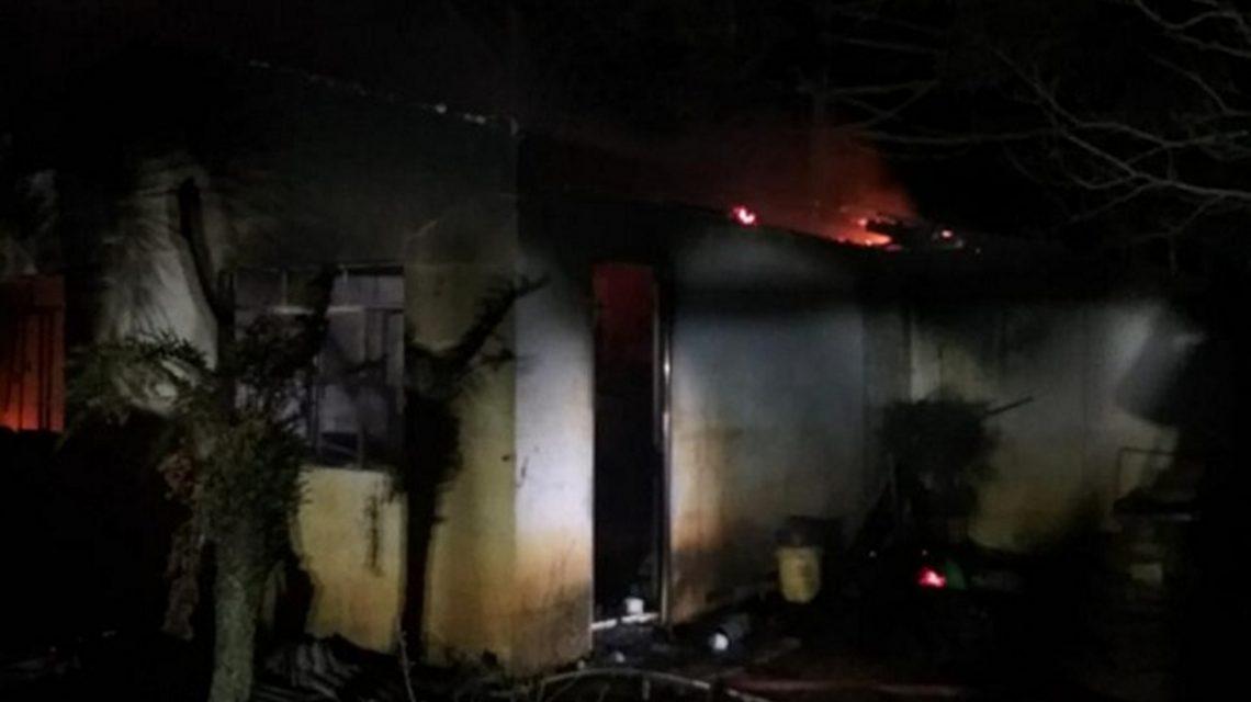 Idosas morrem carbonizadas no Meio-Oeste de Santa Catarina
